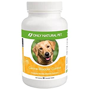 Amazon.com : Only Natural Pet Canine Bladder Control : Pet