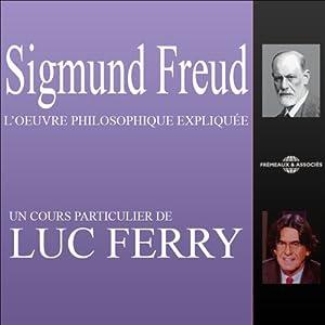 Sigmund Freud Speech