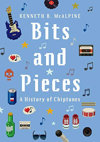 cover image, Bits and Pieces