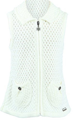 Zip Front Girls Vest - 3