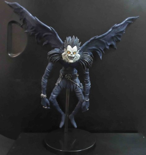 Death Note Deathnote Ryuk Ryuuku 18cm/7″ Statue Figure Toy Loose New