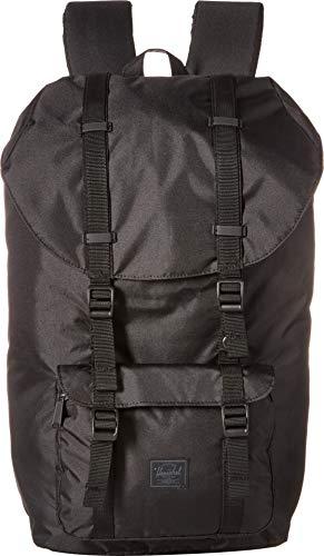 Herschel Supply Co. Men's Little America Light Backpack, Black, One ()