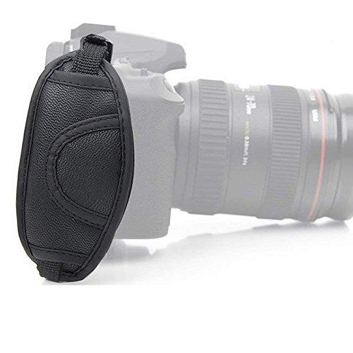 - Huiee Hand Grip Strap Belt Holdster Holder for Canon Nikon Pentax Olympus Sony Fuji Panasonic DSLR Cameras