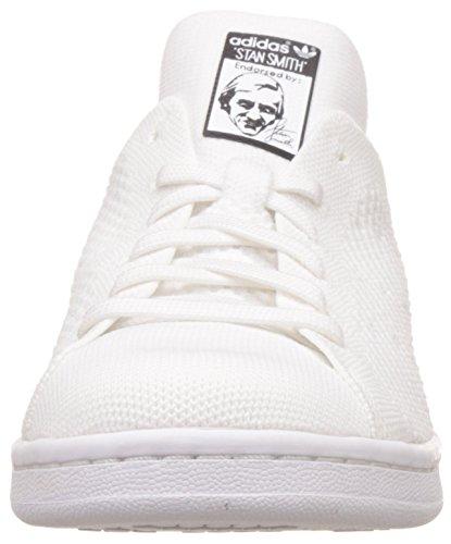 adidas Stan Smith PK, Scarpe da Fitness Uomo Bianco (Footwear White/Core Black)