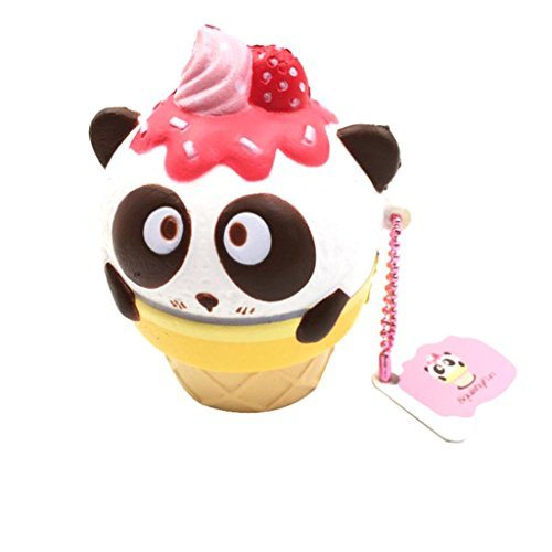 Billy Costume Adults Goat (Toy Makalon Cute Panda Squeeze Slow Rising Toy Relieve Fun Decor)