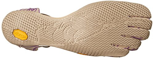 lowest price for sale Vibram Women's VI-S Fitness and Yoga Shoe Beige/Royal Purple popular for sale amazon footaction marketable cheap online TwypVoM