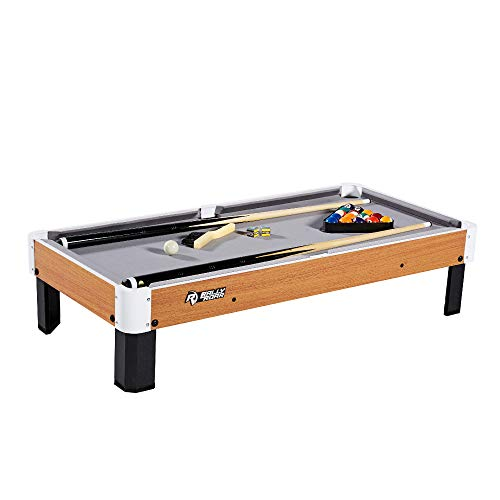 """Tabletop Pool Table Set and Accessories, 40"""" x 20"""", used for sale  Delivered anywhere in USA"""