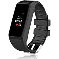 Bracelet Waterproof Colorful Touchscreen Bluetooth Review