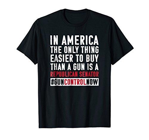 Anti Gun - Anti Gun T-Shirt : School Walkout Ban Assault Weapons Shirt