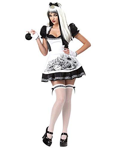 Dark Alice Adult Costume - Medium