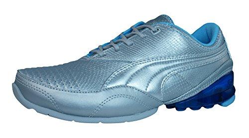 Puma Cell Akila L Zapatillas de deporte corrientes de las mujeres - plata Silver