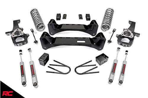 6 in lift kit for jeep - 5