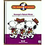 Snoopy's Talent Show, Lee Mendelson, 1555780008