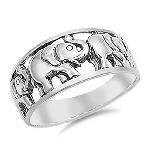 cute elephant ring - 7