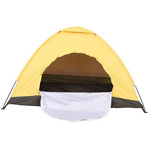 レプリカ欲望グレーFastar テント ツーリング 簡易設営 コンパクト収納 防災 緊急 キャンプ、ハイキング、ビーチ、登山などで使える 【1人/2人用】