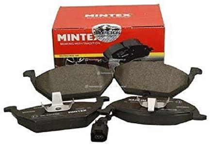 Set de 4 Plaquettes de Frein Avant Mintex MDB2040/