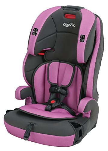 (Graco Tranzitions 3-in-1 Harness Booster Convertible Car Seat, Kyte)