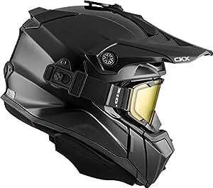 Amazon.com: CKX Titan Backcountry Helmet, Winter Solid