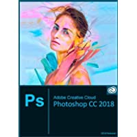 Adobe Photoshop CC 2018 Original 1 Year License (Digital Download -MAC,WINDOWS) (No CD / DVD)(Nothing Physical)