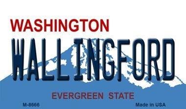 Washington State License Plates - 7