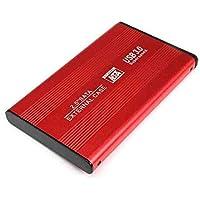 Unico 34206 USB 3.0 HDD Case, Kırmızı