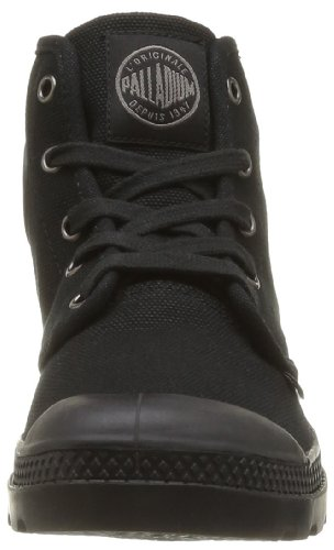 Boots Canvas Palladium Pampa Womens Black Hi wUBPBq
