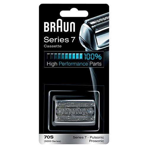 Braun 70s Series 7 Pulsonic - 9000 Series Shaver Cassette - Replacement - Braun Shaver Pulsonic System