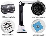 Document Camera for Teachers Laptop, USB Portable