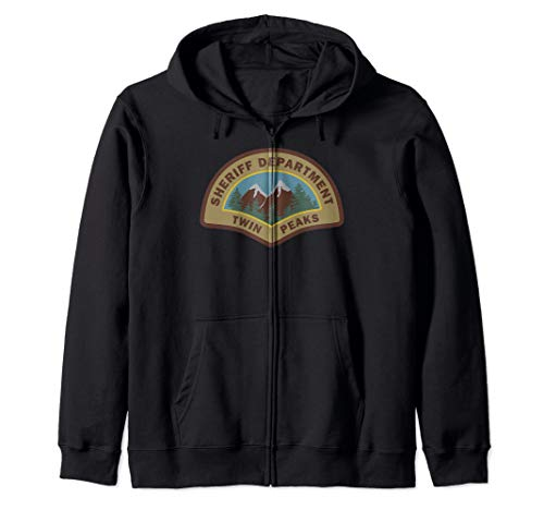 Top 10 best twin peaks hoodie zip for 2020