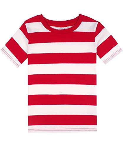 Best red and white striped shirt kids list