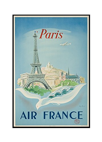 air-france-paris-vintage-poster-artist-manset-france-c-1952-11-1-4x18-framed-gallery-wrapped-stretch