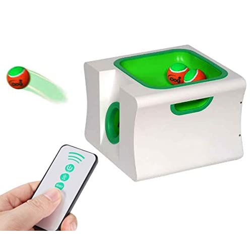 80 off idogmate ball launcher rechargeable interactive automatic