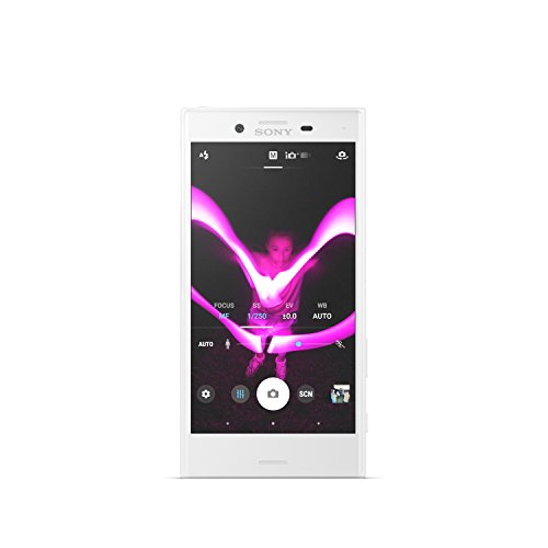 Sony Xperia X Compact - Unlocked Smartphone - 32GB - White (US Warranty)