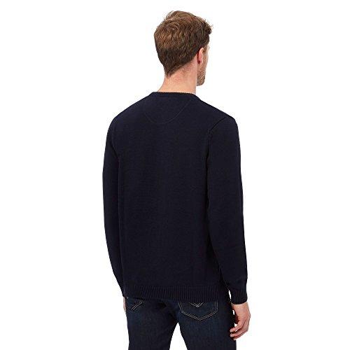 Maine New England Herren Pullover blau blau One size