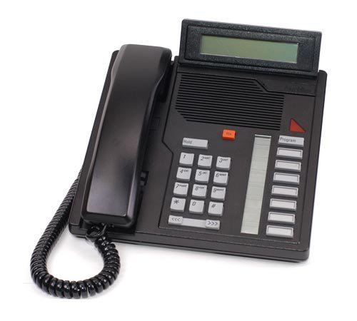 - Nortel Meridian M2008 Display Telephone (Hands Free) Black (Renewed)