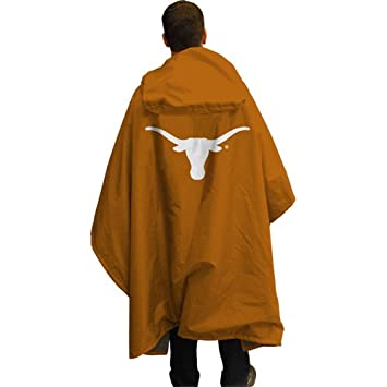 NCAA Texas 3 in 1 Rain Poncho