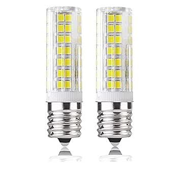 Cerámica E17 LED bombilla de recambio para microondas horno ...