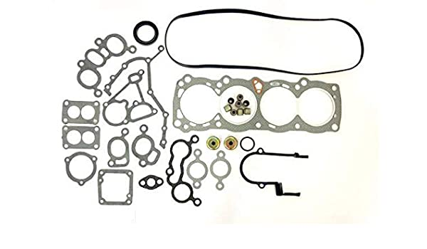 Dnj Hgs600 Graphite Head Gasket Set For 82 86 Nissan 4 Cyl 1 5l 1 6