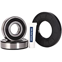 W10253866 Washer Tub Bearings and Seal Kit, Rotating Quiet High Speed and Durable. Replaces 285983, 8181666, W10253856, W10772618.