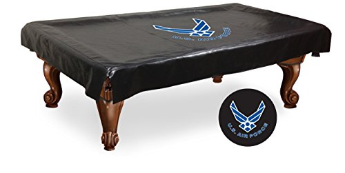 Air Force Military Billiard Table Cover-9 by HBS