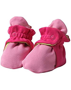 Unisex baby Primary Solid Bootie