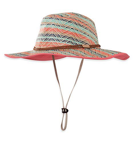 Outdoor Research Women's Maldives Hat, One Size, Rio