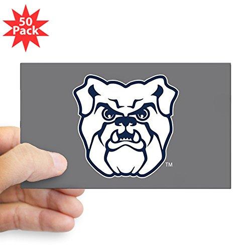 CafePress - Butler Bulldog - Sticker (Rectangle 50 pk) by CafePress