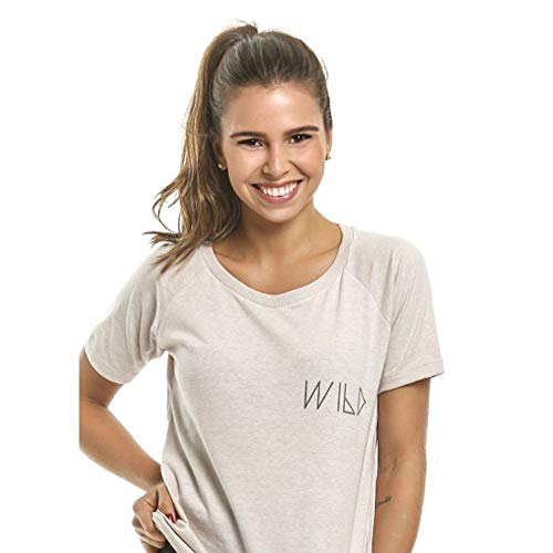 Camiseta Feminina Premium Funfit - Eco Friendly Wild Rose