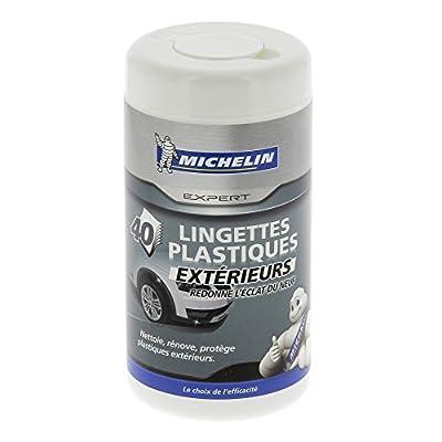 MICHELIN 008889Box 40Wipes Exterior Plastic: Automotive