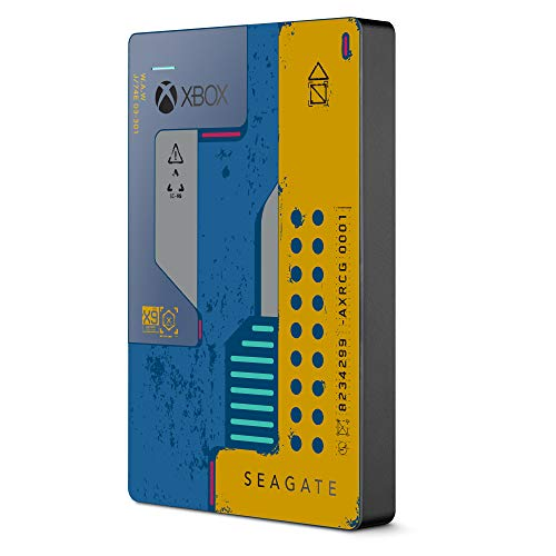 Seagate Game Drive for