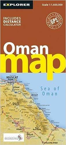 Oman Road Map: Omn_rdm_2 (Road Maps): Amazon.de: Explorer ...
