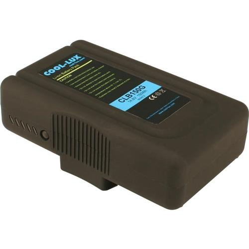 Anton Bauer Gold Mount 150 Wh Battery for CL500 / 1000 / 2000 LED Lights by COOL-LUX