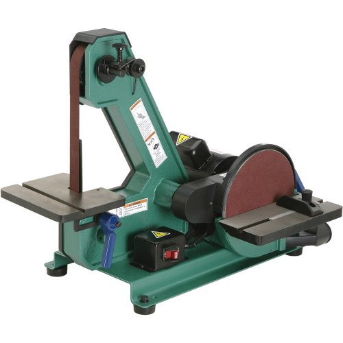 Grizzly H8192 Belt with 8-Inch Disc Sander, 1 by 42-Inch by Grizzly