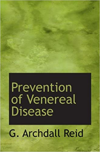 Prevention of Venereal Disease